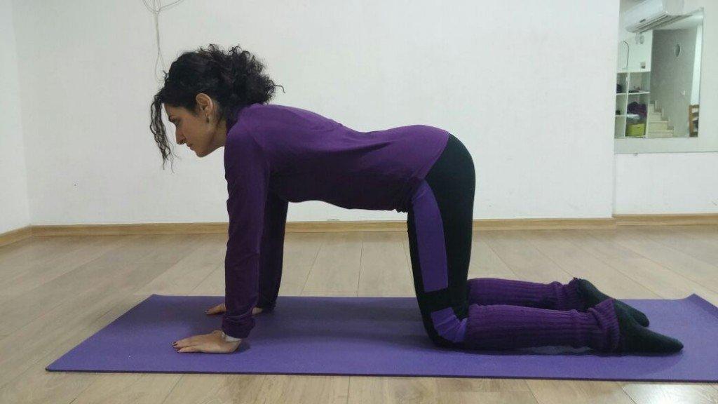 back pain asana