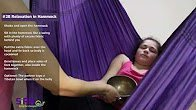 Relaxation in Hammock – exercise #28