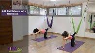 Cat Balance with Hammock – exercise #42