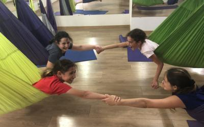 What Aerial Yoga for Kids Can Do For You?