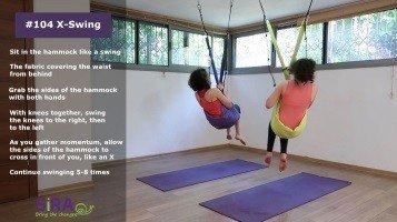X Swing – exercise #104