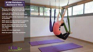Rainbow – Backward Bow – exercise #108