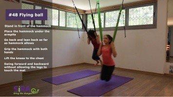 Flying ball – exercise #48