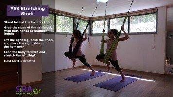 Stretching Stork – exercise #53