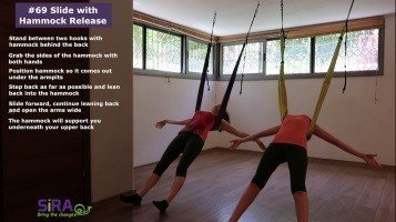 Slide with Hammock Release – exercise #69