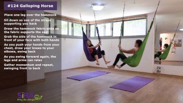 Galloping Horse – exercise #124