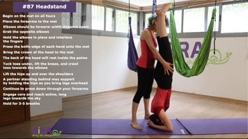 Headstand – exercise #87