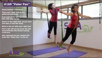 """Peter Pan"" – exercise #169"