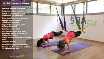 Dynamic Plank – exercise #170