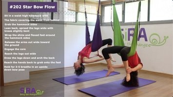 Star Bow Flow – exercise #202