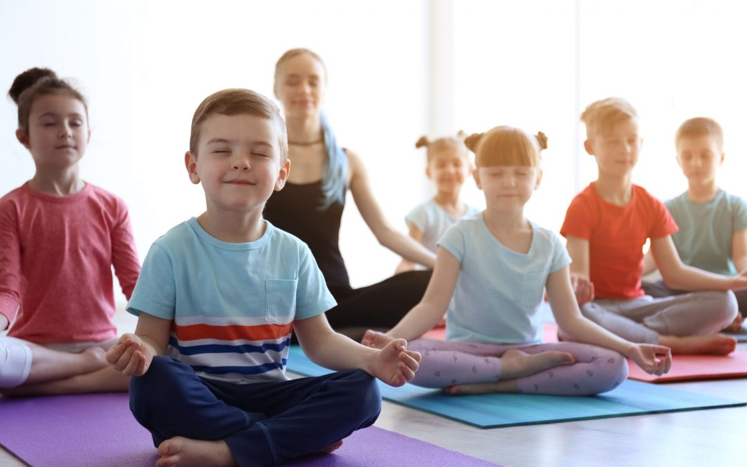 The disappointing truth about teaching yoga for kids that no one talks about