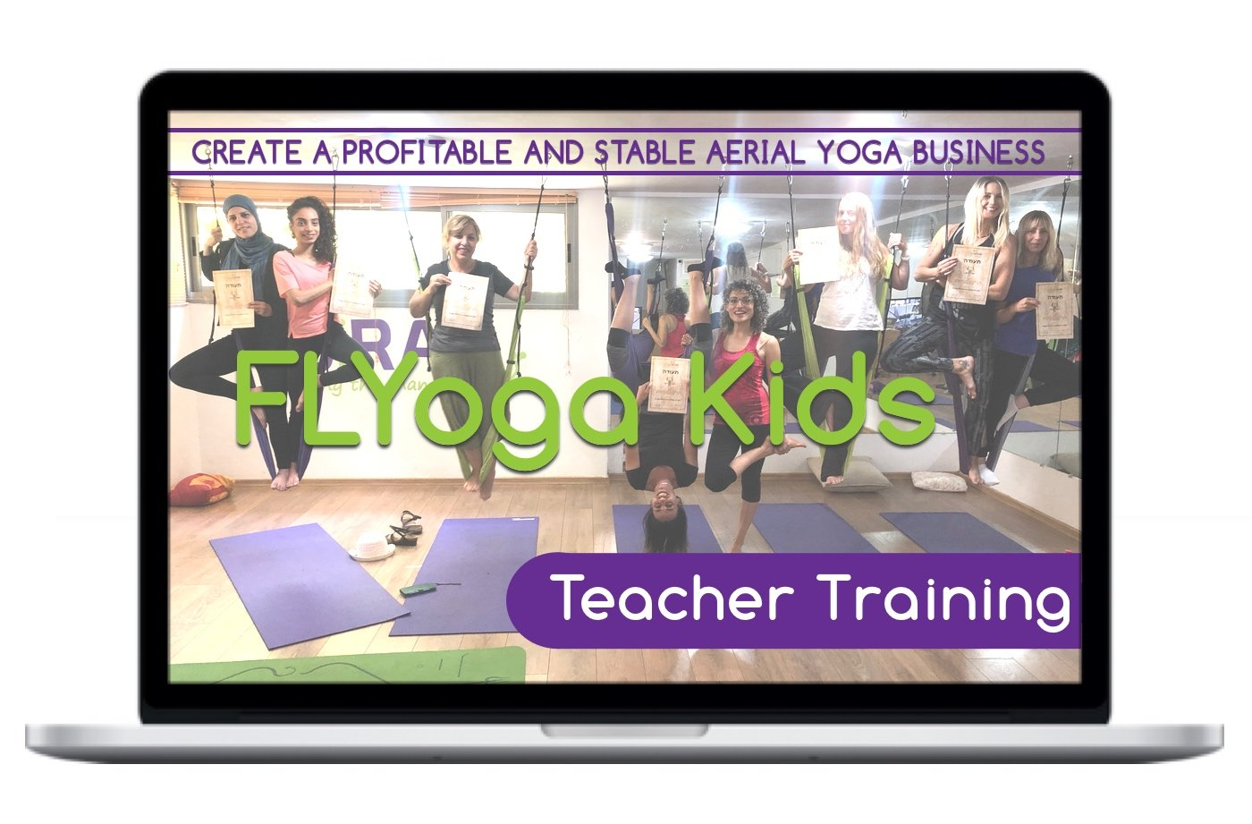 FLYoga teacher training course